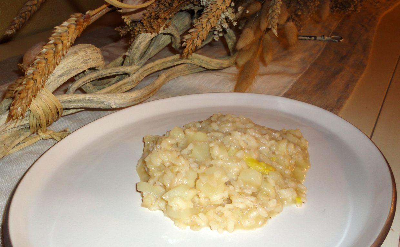 Ricette con Riso di Grumolo delle Abbadesse e Asparagi bianchi di Bassano DOP