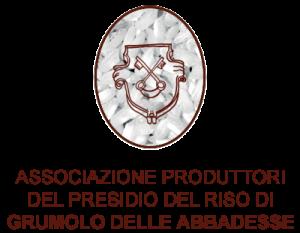 Logo Associazione Produttori del Presidio del Riso di Grumolo delle Abbadesse
